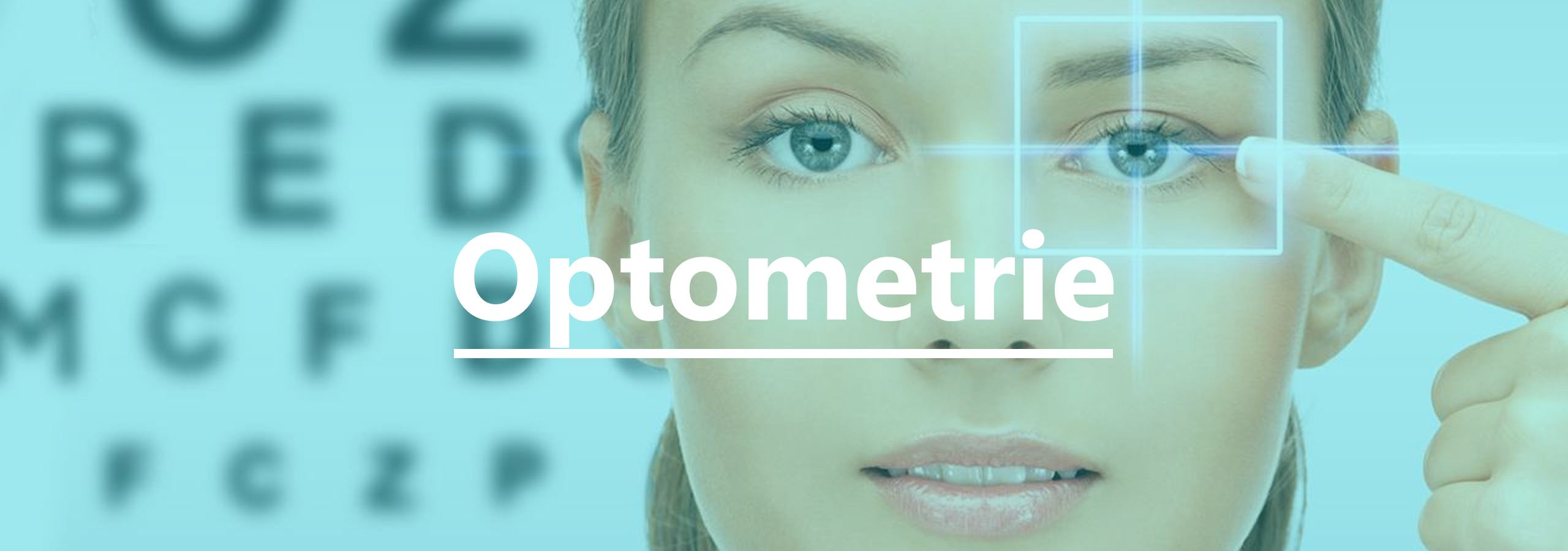 Optometrie bij Sluis Optiek en Optometrie