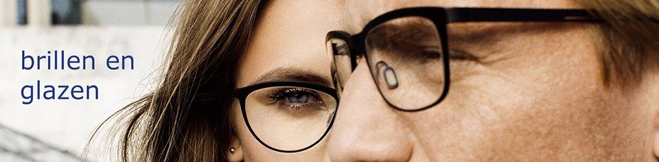 Brillen en glazen bij Sluis Optiek en Optometrie